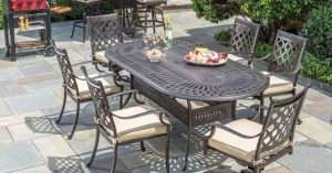 Alfresco Parioli Dining Set