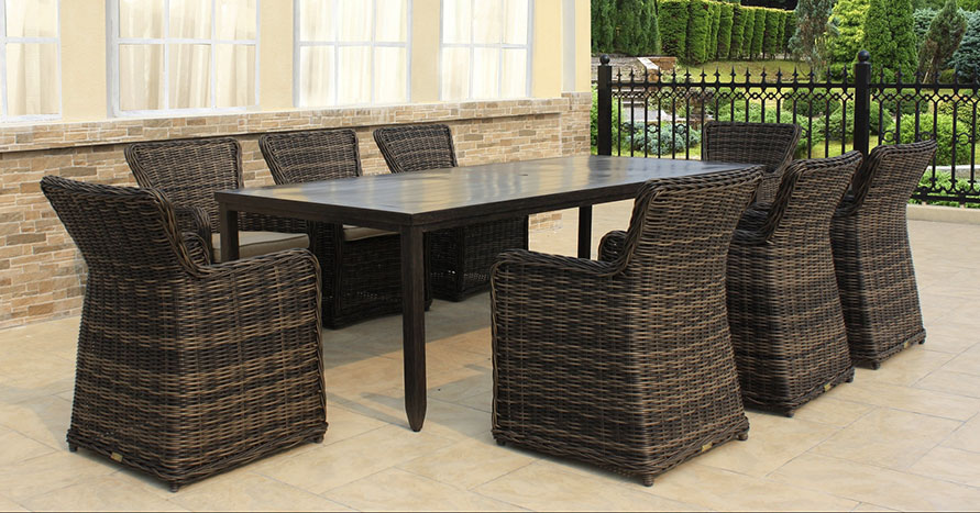 Greenville | Dining Set | Houston Home and Patio