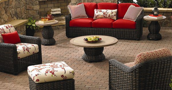 Quality South Hampton patio furniture in Houston