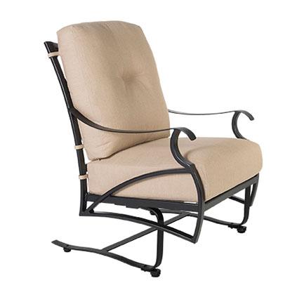 Belle Vie Spring Base Lounge Chair
