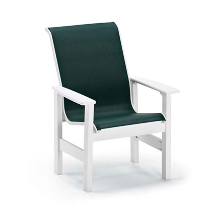 Leeward Sling Arm Chair