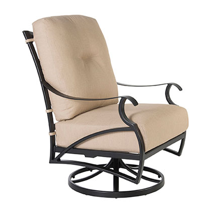Belle Vie Swivel Rocker Lounge Chair