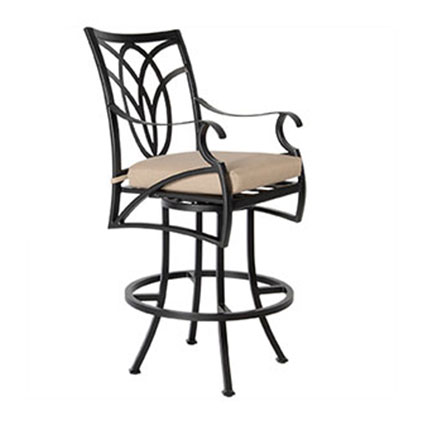 Belle Vie Swivel Barstool