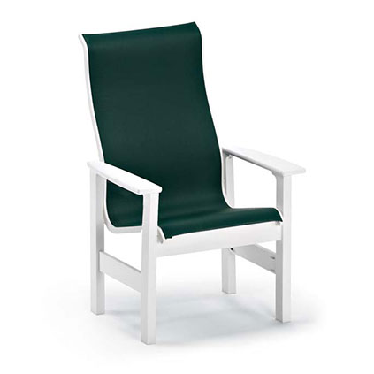 Leeward Sling Supreme Arm Chair