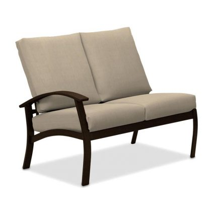 Right Arm Two Seat Sectional