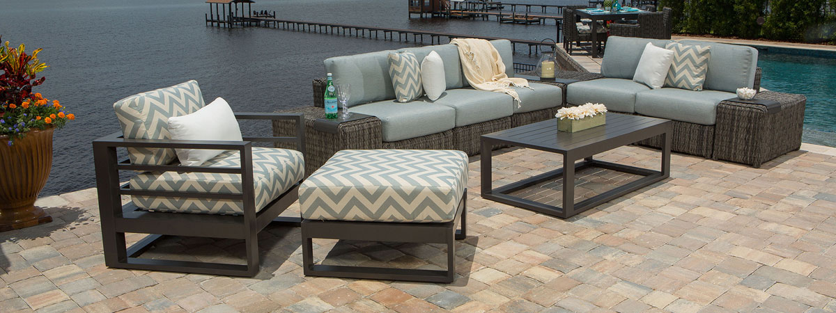 Palermo Outdoor Seating Houston Home And Patio