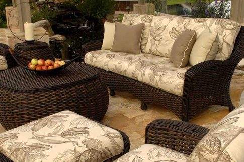 Outdoor seating Ebel Dreux