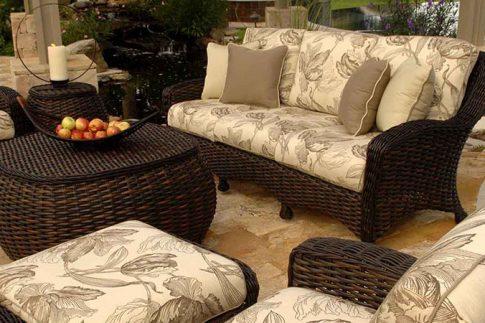 Outdoor seating Ebel Dreux
