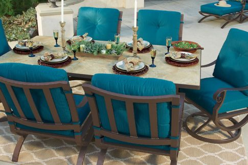 fabric patio chairs
