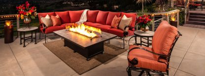 Owlee Classico Outdoor seating