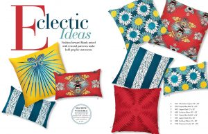 Eclectic Throw Pillows