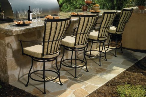 Outdoor Barstools