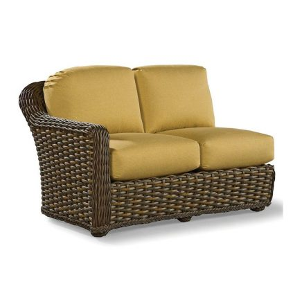 Left Arm Facing Sectional Loveseat