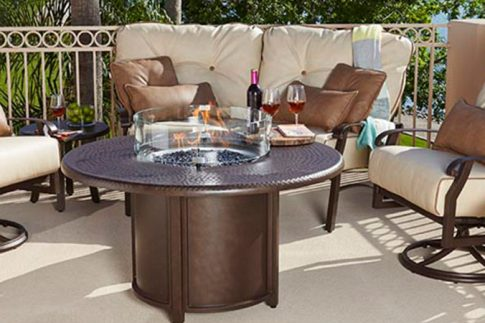 Woodard Cortland - Outdoor Seating